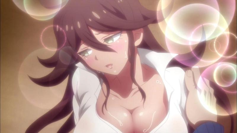 【ダンガンロンパ】 褐色・筋肉・おっぱいが揃った終里赤音のエロ画像 02 (2)