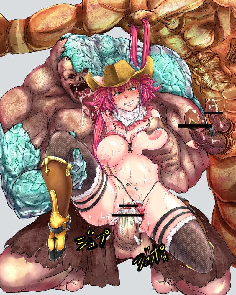 [A極振り (Sian)] 巨乳とビッチに定評のある絵師、Sianのエロ画像集めた 01 (31)