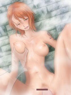 ナミ エロ画像 - 【ワンピース】