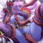 セクシーな悪魔っ子のエロ画像 【モンスター娘】