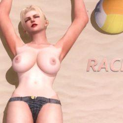 [DOA,3DCG] デッドオアアライブのヌードMODでキャラクターを全裸に剥くエロ動画 (39)