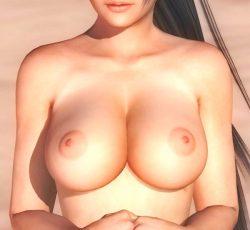 [DOA,3DCG] デッドオアアライブのヌードMODでキャラクターを全裸に剥くエロ動画 Part4 (31)