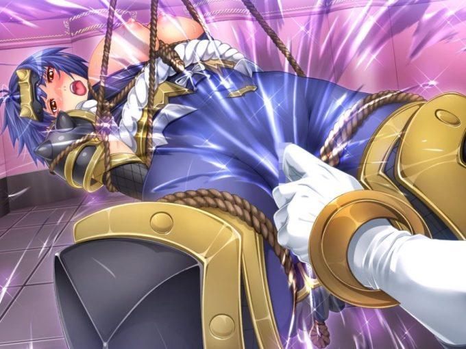 [HCG,ルネ] 悪の女幹部の弱みを握って性的なオシオキ!Part3 [悪の女幹部フルムーンナイト] (6)