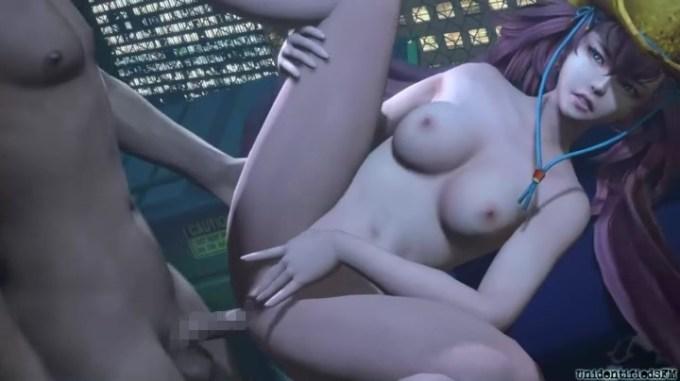 [3DCG] お姉チャンバラ エロ画像 (28)