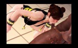 [3DCGアニメ] 試合に負けた春麗さんに好き放題エロいことする動画 Part01 (28)