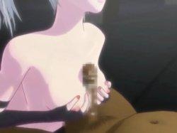 [3DCGアニメ] ゴス娘が大勢のデブ男たちに輪姦され、穴という穴をすべて犯される! (62)