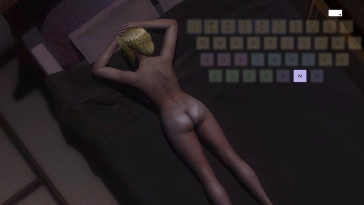[DOA,エロアニメ] 日本ではバグで服消して一喜一憂してるけど、海外勢はMODで全裸に剥いて楽しむどころか乳揺れにまでものすごいこだわってる件ww [MOD,3DCG] (121)