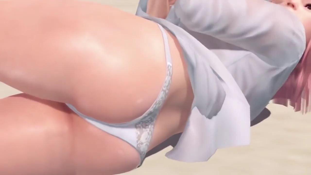 [DOAX3] ほのかのセクシーショットまとめ動画! (11)