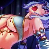 【エロゲ プレイ動画】高級踊り子の美女と種付けセックス! メッセリア Hシーン (巨乳ファンタジー2if)