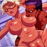 【エロアニメ】褐色肌・日焼け肌のエロシーンまとめ動画