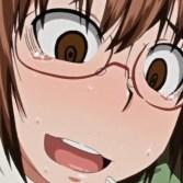 【エロアニメ】オタク趣味の童貞と処女がトイレで初セックス♪「紙魚丸」原作のエロアニメ!