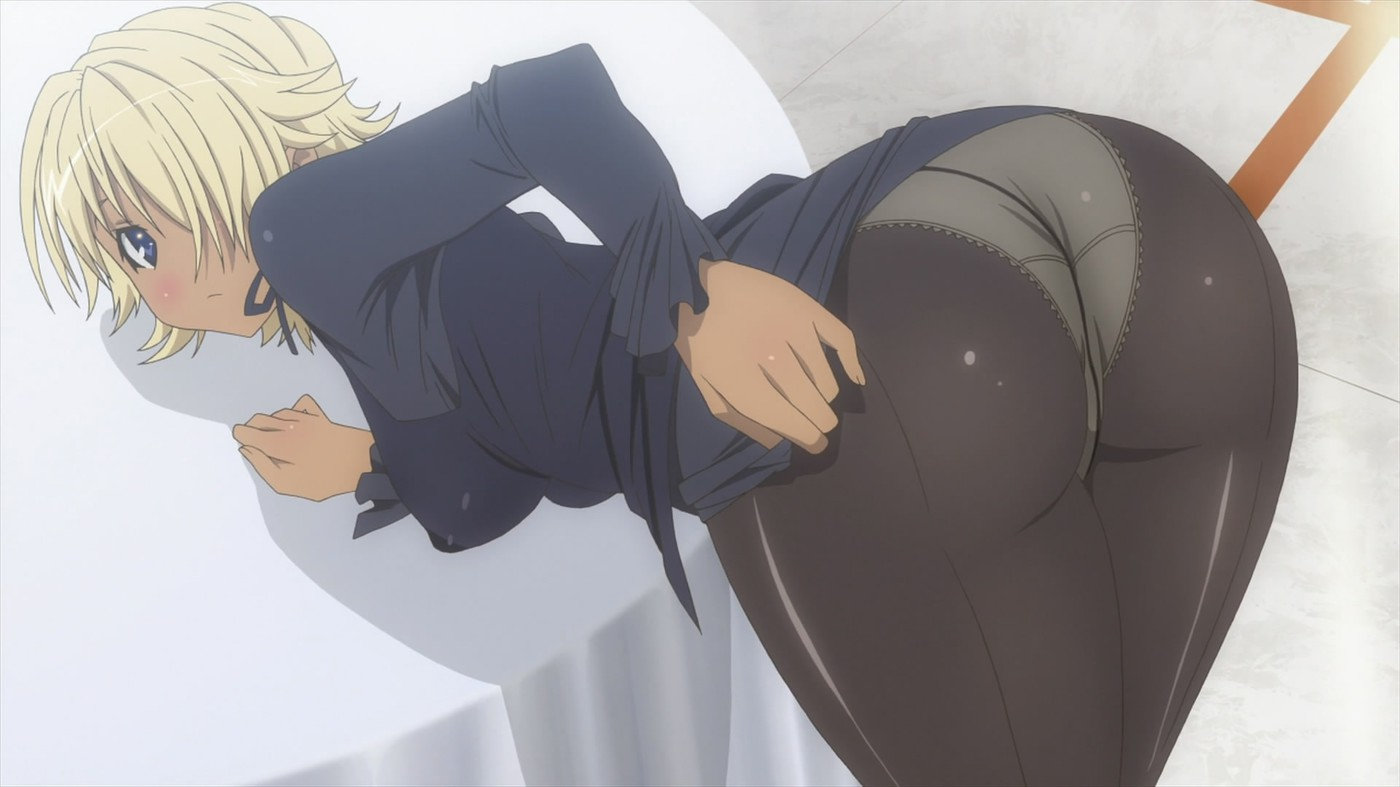 れでぃ×ばと! 第4卷特典 エロアニメ キャプチャー画像 (2)