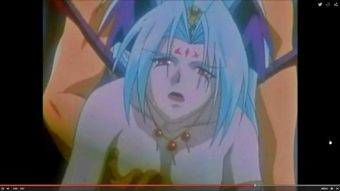 [エロアニメ] 妖艶なサキュバスに誘惑されて精を絞られる!