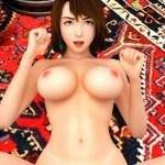 [3DCGアニメ] ユウナにバック・騎乗位・正常位で中出ししまくる3Dエロアニメ! (FF10)