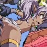 [エロアニメ] 貧乳ツインテのダークエルフがモンスターに凌辱されまくる! (ダンジョンの奥2)