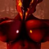 爆乳女悪魔の逆レイプ地獄で男どもを騎乗位強制奉仕!狂気に満ちた地獄のサバイバルホラー『Agony』