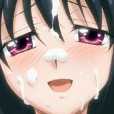 【エロアニメ】水で朱乃先輩の巨乳が濡れ透けに!&クリームでベトベトの朱乃先輩を舐めとってキレイに!? (ハイスクールD×D)