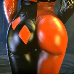 [3Dエロアニメ] バットマンのエロ過ぎるムチムチのヴィランたちwww