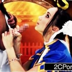 【SexFightersⅡ】勝負に負けた春麗が強制奉仕させられるエロパロ! (ストリートファイター)
