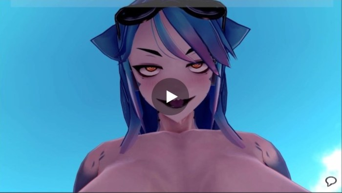 MONSTER GIRL ISLAND SHARK FUCK(ENDING 1)