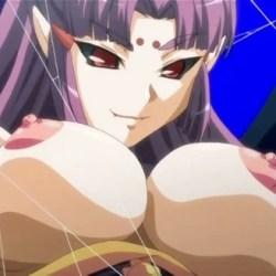 [エロアニメ] アラクネやラミアによるおねショタ逆レイプ地獄!!
