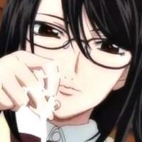 [エロアニメ] 満員電車で憧れのメガネ美人JKに持ち掛けられた「賭け」。勝利報酬は女の身体!? (えろかわちゃん!)