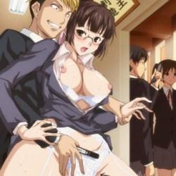 [女教師・寝取られ] ボクの大好きな先生のオマ○コは、他の男のチ○ポを嬉しそうに咥え込んでいました…。