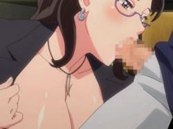 【人妻・未亡人】美熟女たちにモテモテな青年が上司と浮気セックス!