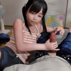 毎日遊びに来る近所の少女…!しかもパンチラ・胸チラなど無防備な姿を晒す!「そんな恰好してると犯されても文句はいえないよ......?」 (にゅーえろ)
