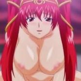 囚われた戦姫は、生き延びるために奴隷メイドに調教される事に!触獣ディルド拷問で悶絶白目絶頂www