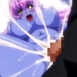 エロアニメ特有の絶頂・射精時に大量ザーメンでぶっかけられるエロシーンまとめ動画