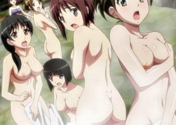 水に溶けるセクシー水着の美女たちを襲う男たち!ポロリどころか「にゅるり」も「どぴゅり」もあるよ♪