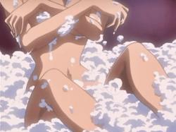 【ルパン三世】不二子ちゃんの泡風呂エロシーンや拘束されておっぱい丸出しにされるシーンなど