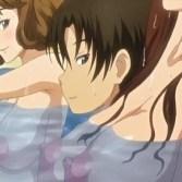 【痴女・ビッチ】エッチなお姉さんたちと一緒にお風呂に!目のやり場に困る♪