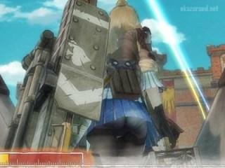 【戦場のヴァルキュリア4】パンスト越しのパンツっていいよね.....!