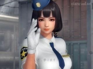 【リョナ】女警官が暴漢にボコボコにされてしまう・・・直虎リョナ