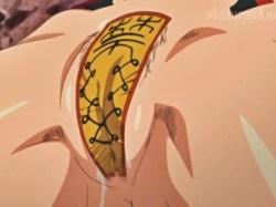 【おねショタ】逆レイプしすぎてマ〇コを封印された痴女妖怪www