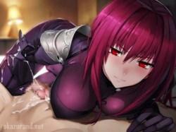 FGOの成人向けノベルゲーム『Fate/Empire of Dirt』スカサハの体験版Hシーン