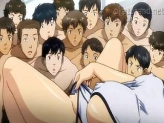 【公開露出】女教師が水泳の授業で男子生徒の目の前で勃起乳首・食い込み水着公開!