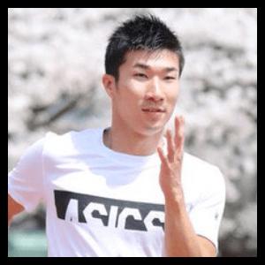 桐生祥秀選手の画像