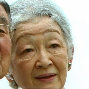 美智子様の眉毛の画像2