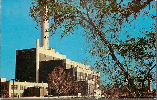 Belle Isle Power Plant