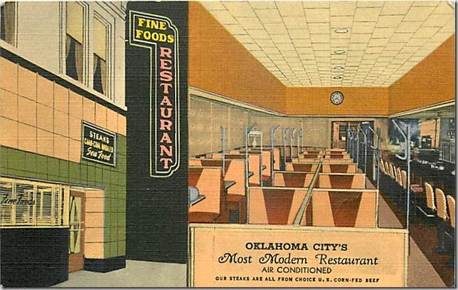Fine Foods Restaurant Oklahoma City OK