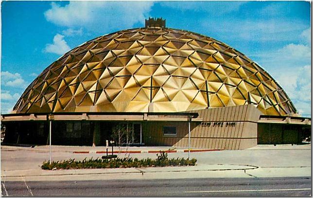 Gold Dome Bank Oklahoma City