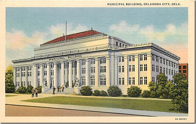 Municipal Building Oklahoma City