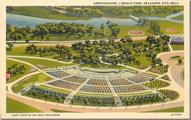 Zoo Amphitheater Oklahoma City