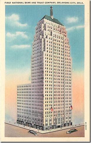 First National Bank Oklahoma City
