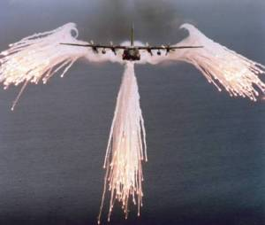 Air Force fireworks