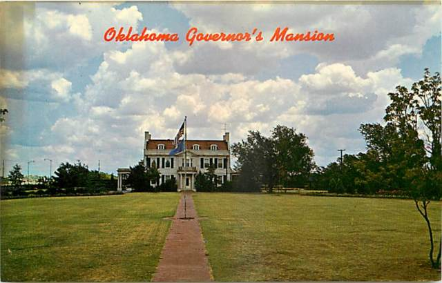 Oklahoma Governors Mansion