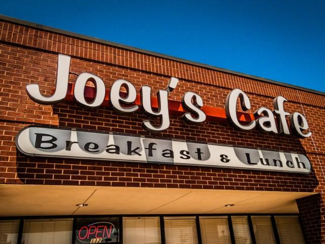 Joey's Cafe Oklahoma City OK